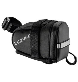 Lezyne Lezyne S-Caddy Seat Bag: Black/Black