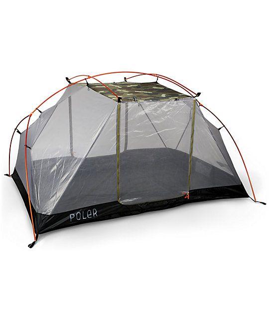 Poler Poler 2 Man Tent - Camo