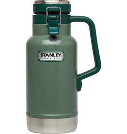 Stanley Stanley Classic Vacuum Grumbler Growler: Hammertone Green, 32oz