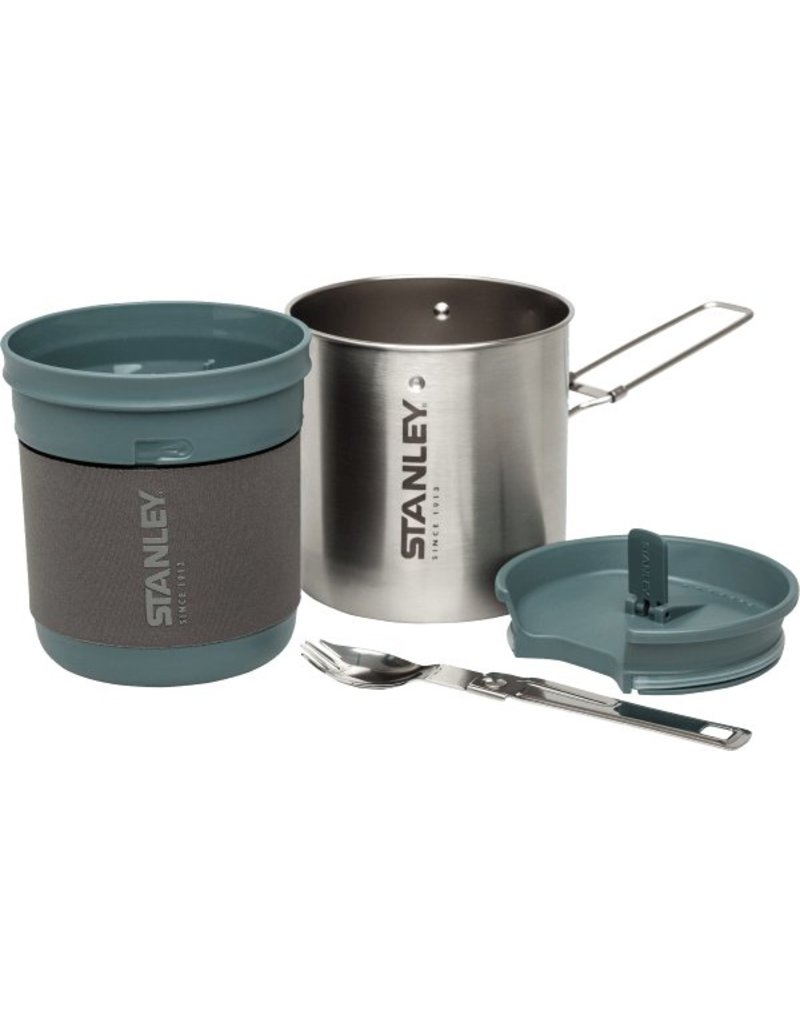 Stanley Stanley Mountain Compact Cook Set: Stainless Steel 24oz