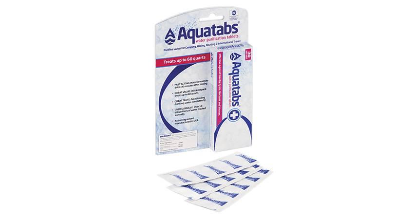 MSR MSR Aquatabs Water Purif ication Tablets