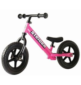 Strider Sports Strider 12 Classic Kids Balance Bike: Pink