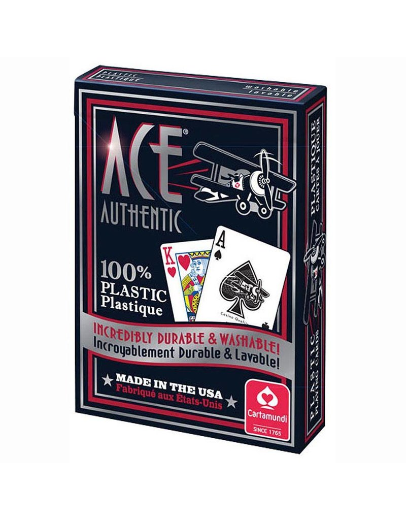 Ace Playing Cards Ace Authentic Casino Playing Cards