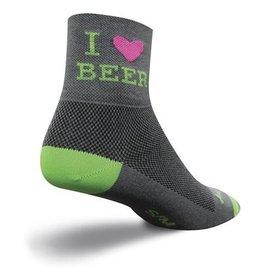 SockGuy SockGuy Heart Beer Sock