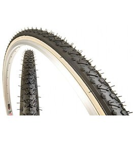 Kenda Kenda K161 KrossCyclo Tire 27x1 3/8 Steel Bead Black/Tan