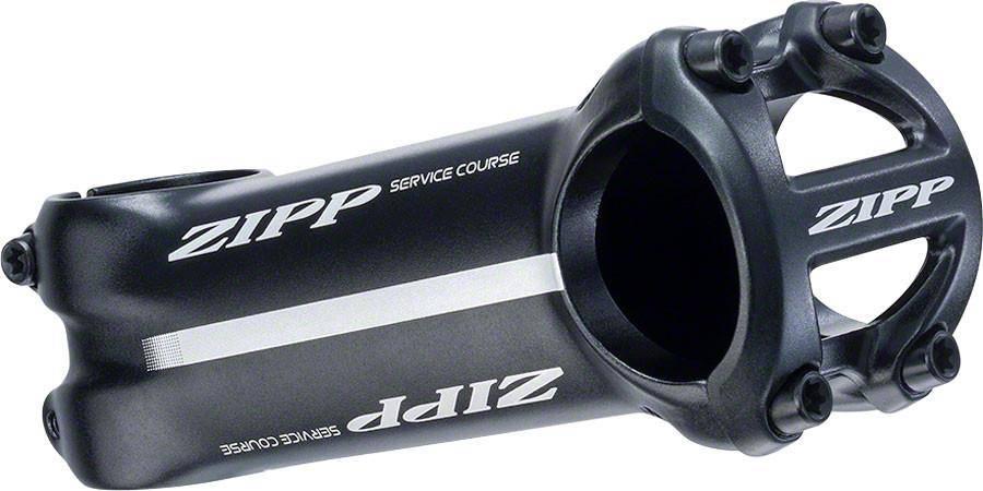 Zipp Service Course Road Stem 100mm, +/- 6 degree, 31.8mm, Bead Blast Black