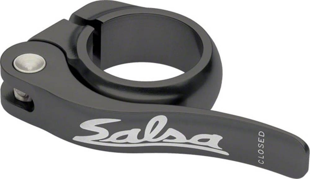 Salsa Salsa Flip-Lock Seat Collar 30.6 Black