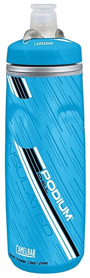 Camelbak CamelBak Podium Chill Water Bottle: 21oz, Breakaway Blue