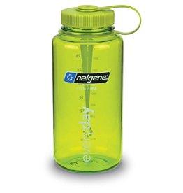 Nalgene Nalgene Wide Mouth Water Bottle: 32oz, Spring Green