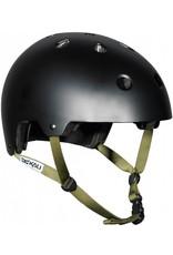 Kali Protectives Kali Protectives Maha Helmet: Kali Solid Black MD
