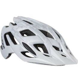 Lazer Lazer Ultrax Plus Helmet with Advanced Turnfit System: White Silver MD