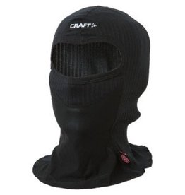 Craft Craft Active Wind Stopper Balaclava: Black One Size