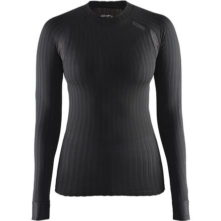 Craft Craft Women's Warm Long Sleeve Crew Base Layer Top