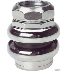"Tange-Seiki Tange Levin CDS 1"" Threaded Headset: 26.4mm Crown Race Chrome"