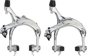 Tektro Tektro R737 Long Reach Road Caliper Set, 47-59mm, Silver