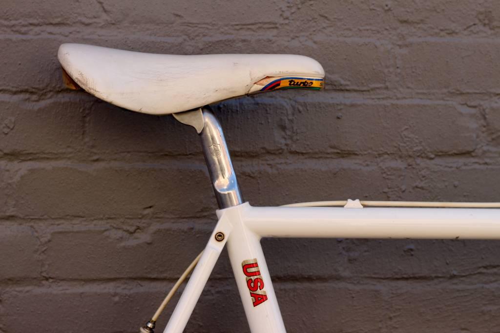 Trek 1987 Trek 2000 w/ Campagnolo Record - 58cm (used)