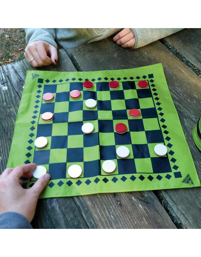 Seattle Sports Company Terra Fun Game Set: Chess/Checkers/Backgammon