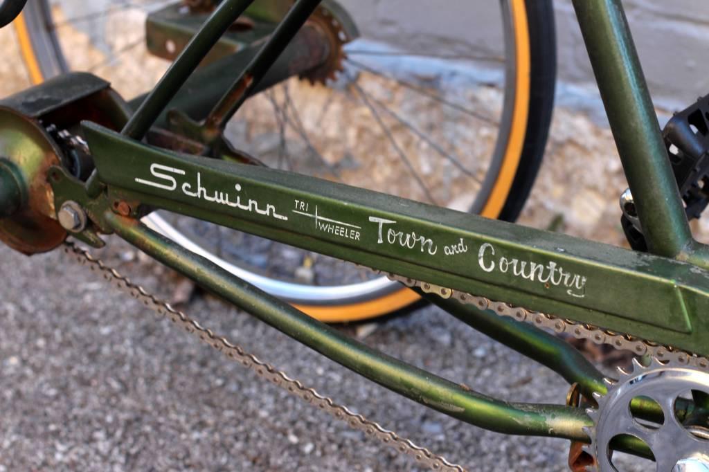 Schwinn 1970's Schwinn Town & Country Trike