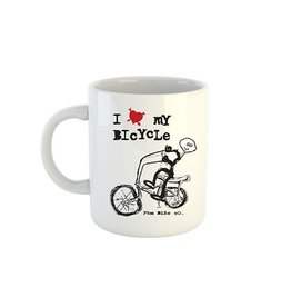 FBM I Love My Bicycle Mug