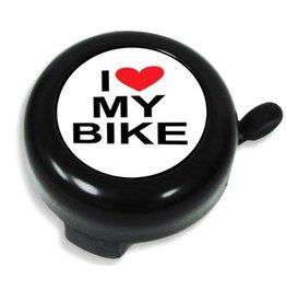 Dimension Dimension I Heart My Bike Black Bell