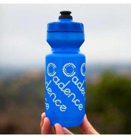 Cadence Cadence Halftone Script Bottle - Blue