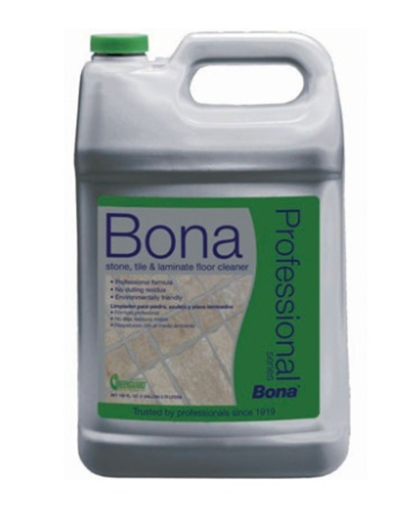 Bona Stone Tile And Laminate Floor Cleaner Refill Gallon Size