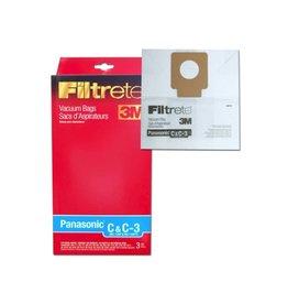 Panasonic Panasonic Type C & C-3 (3 Pack)
