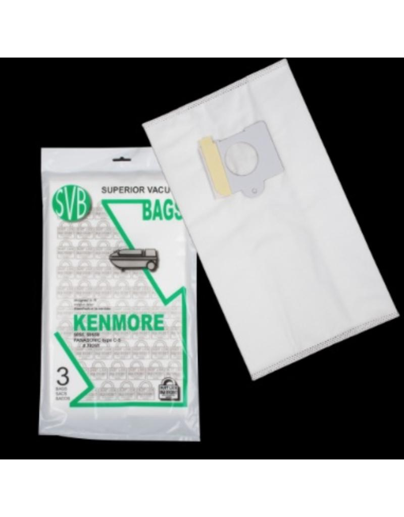 Kenmore Kenmore Canister 5055, 50403 50558 50557 (3 Pack)