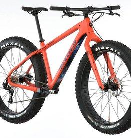 Salsa Beargrease Carbon NX1 Bike MD Red