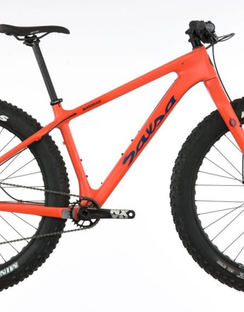 Salsa Beargrease Carbon NX1 Bike MD Red