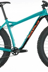 Salsa Cycles Salsa Mukluk NX1 Bike MD Teal/Black