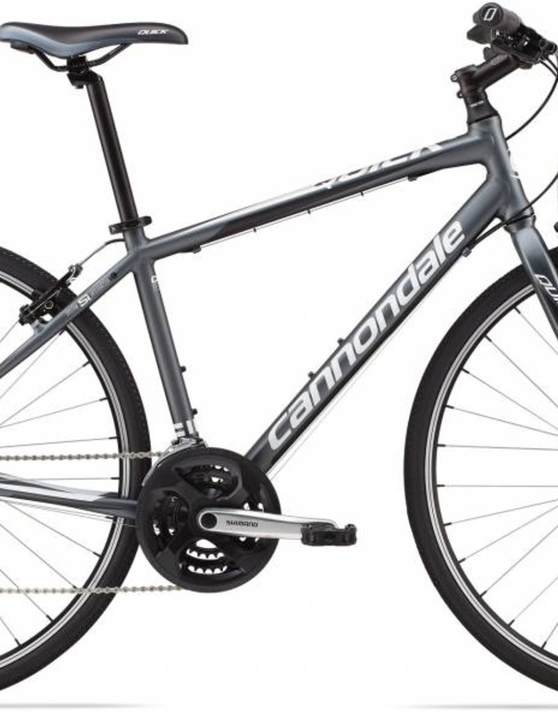 Cannondale 2015 Cannondale Quick 5 Gray Medium