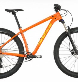Salsa Cycles Salsa Timberjack NX1 27.5+ Bike Small Orange