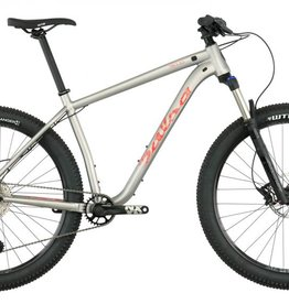 Salsa Cycles Salsa Timberjack GX1 27.5+ Bike MD Silver