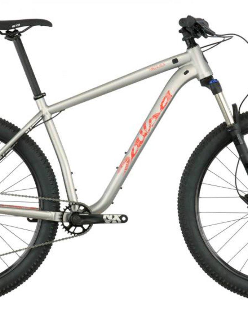 Salsa Cycles Salsa Timberjack GX1 27.5+ Bike MD Silver