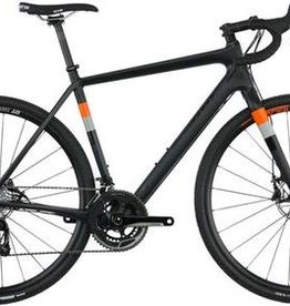 Salsa Cycles Salsa Warbird Carbon Rival 22 Bike 58cm Raw Carbon