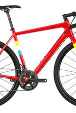 Salsa Cycles Salsa Warbird Carbon Ultegra Bike 55cm Hot Red