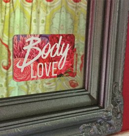 Body Love Sticker