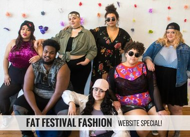 Fat Festival Fashion