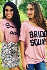 Bride Squad Tee