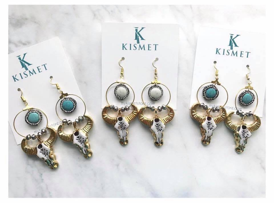 RODEO EARRINGS