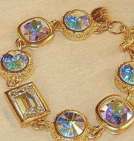 Victoria Lynn Atlantis Square Bracelet