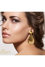 24K KATE EARRINGS