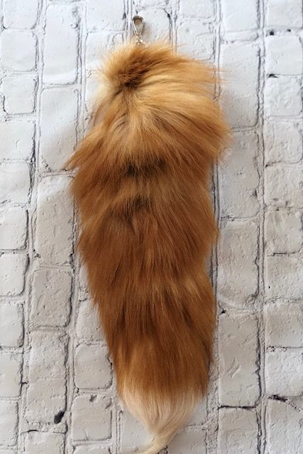 RED FOX TAILS