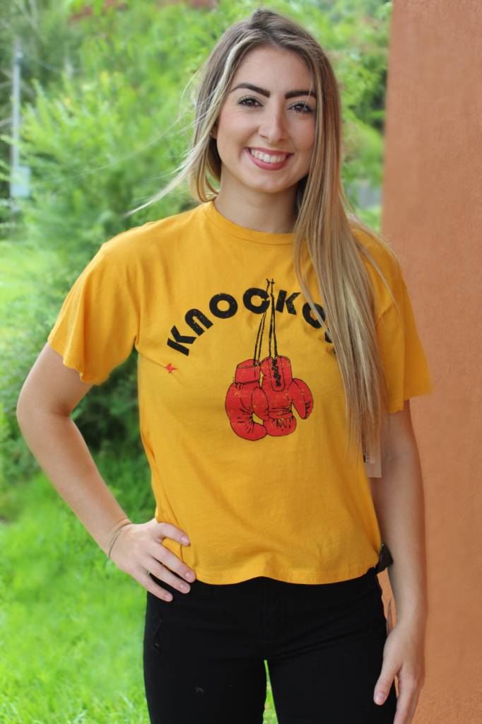 KNOCKOUT TEE