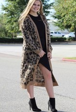 LEOPARD LONG FURRY