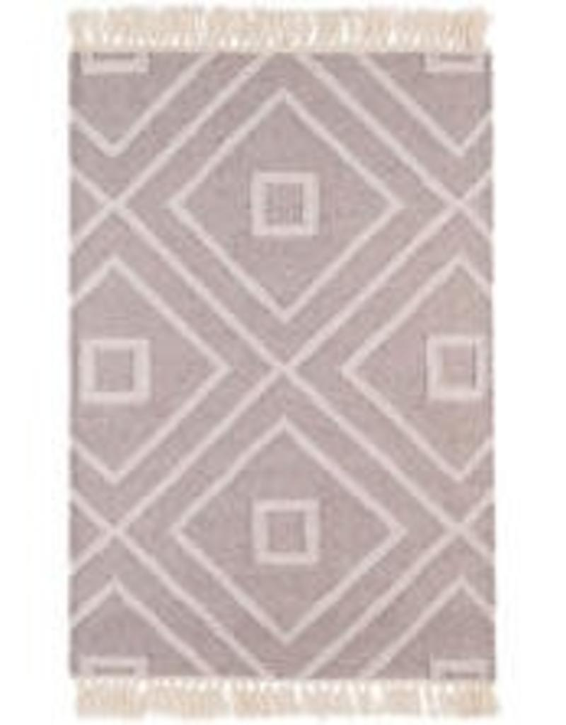 Mali Grey Indoor/Outdoor Rug 2.5x8 - Miller and Company Design