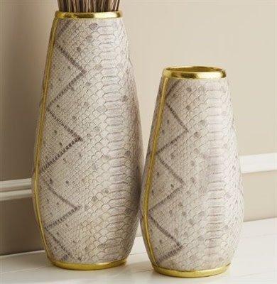 Python Dry Flower Vase Large Miller And Company Design