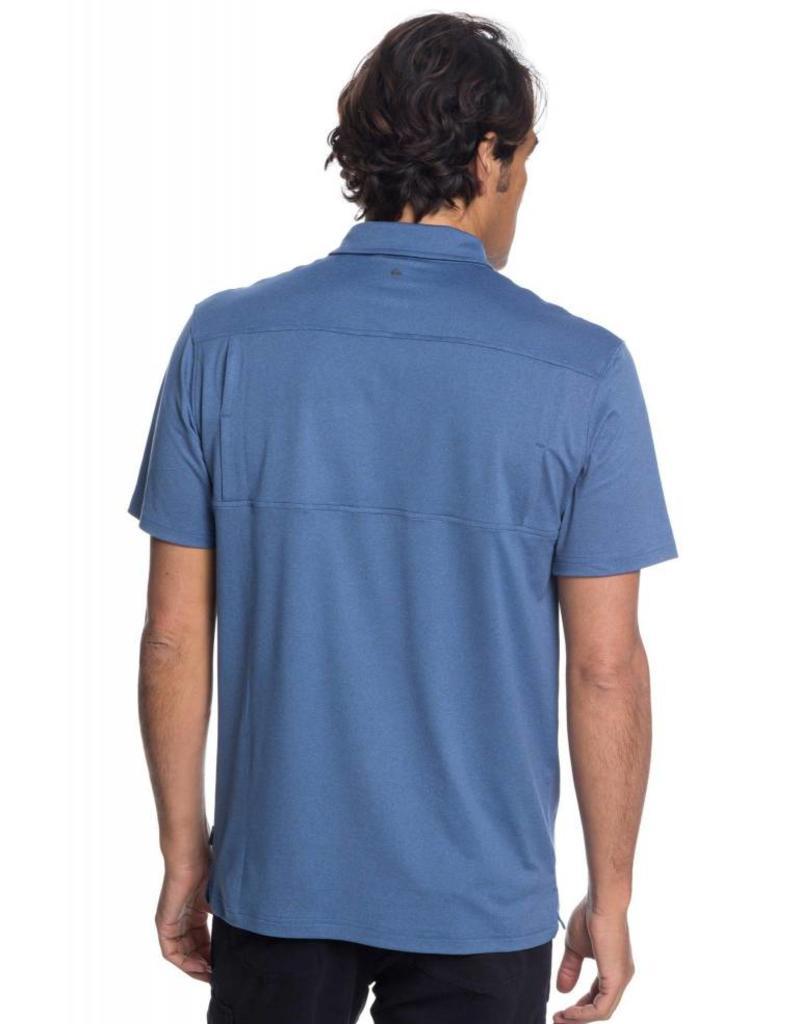 Quiksilver Quiksilver Waterman River Explorer Polo Shirt