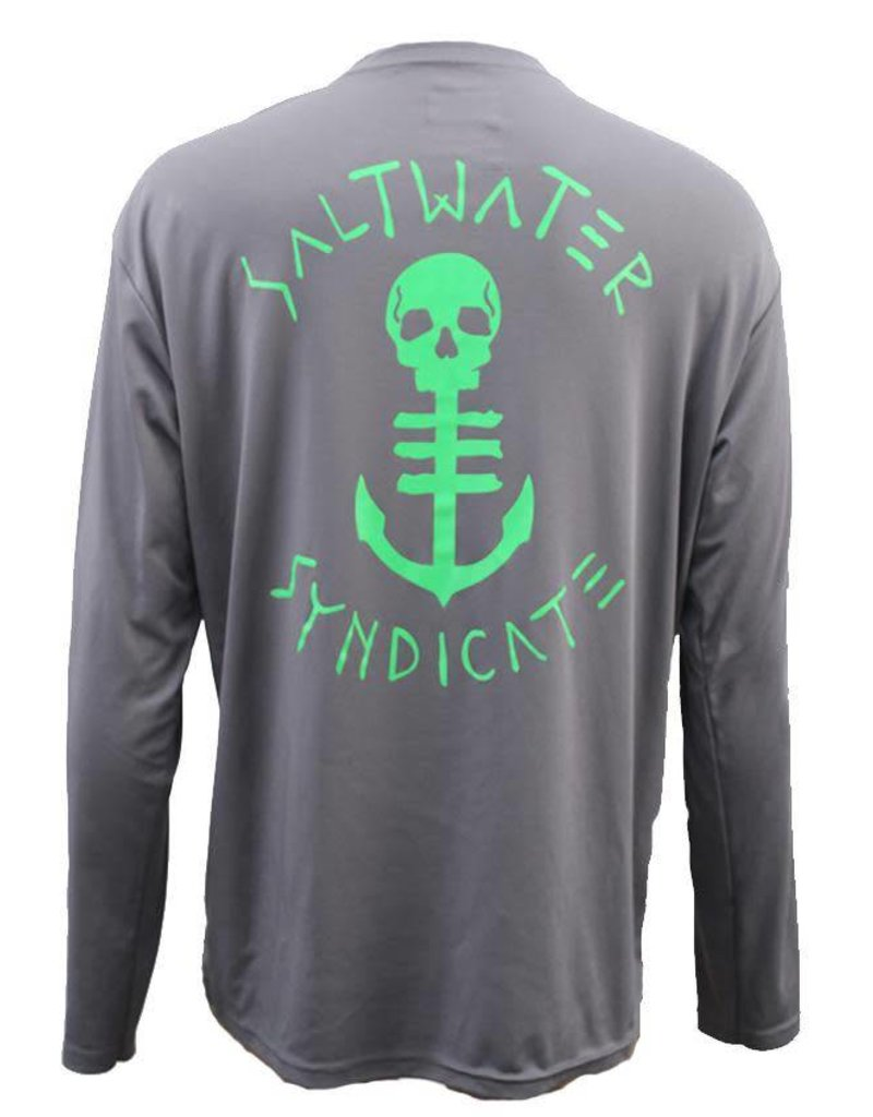 Saltwater Syndicate Saltwater Syndicate Original Crest Performance Shirt